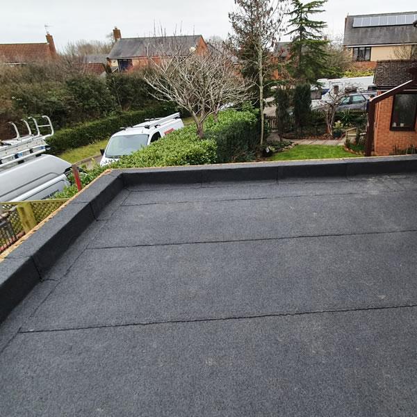 Replace Flat Roofing Milton Keynes