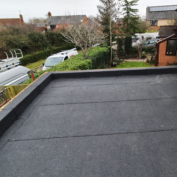 Replace Flat Roofing Milton Keynes