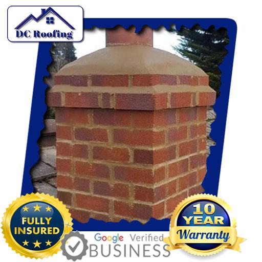 Chimney Repaired in Milton Keynes