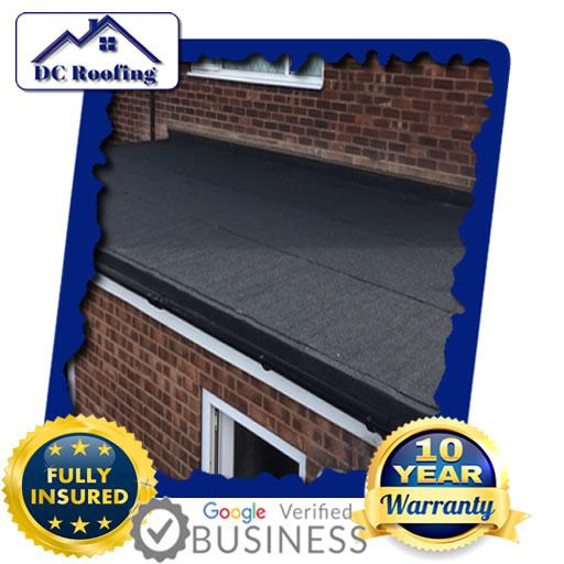 Fix Felt Roof in Milton Keynes