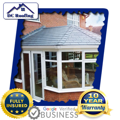 DC Roofing Conservatory Roofing Fitted in Milton Keynes