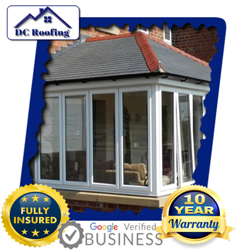 DC Roofing Conservatory Roofing Fixed in Milton Keynes
