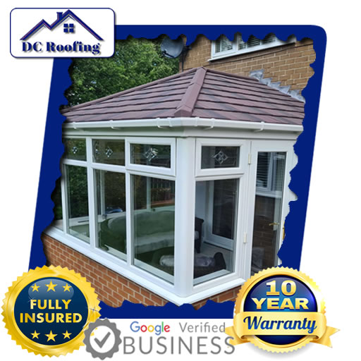 DC Roofing Conservatory Roofing Installed in Milton Keynes