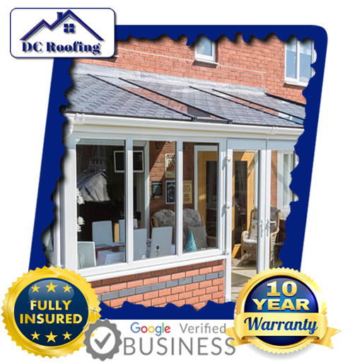 DC Roofing Conservatory Roofing Replaced in Milton Keynes