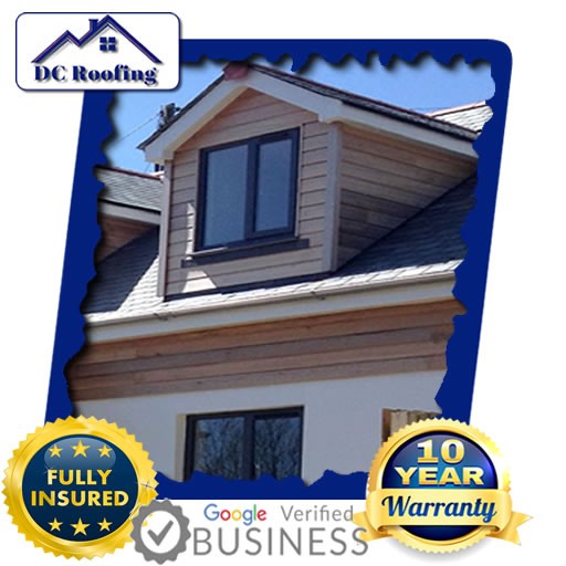 DC Roofing Dormer Roofing Fixed in Milton Keynes