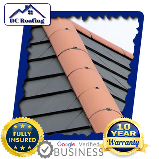 DC Roofing Dry Ridge Roofing Fixed in Milton Keynes
