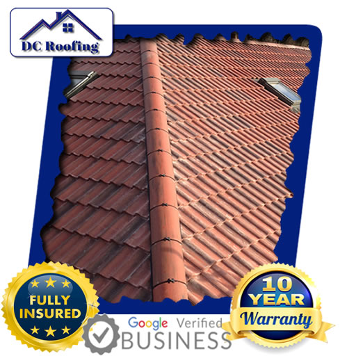 DC Roofing Dry Ridge Roofing Replaced in Milton Keynes