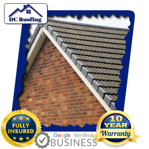 DC Roofing Dry Verge Roofing Fitted in Milton Keynes