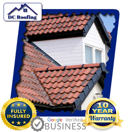 DC Roofing Dry Verge Roofing Fixed in Milton Keynes