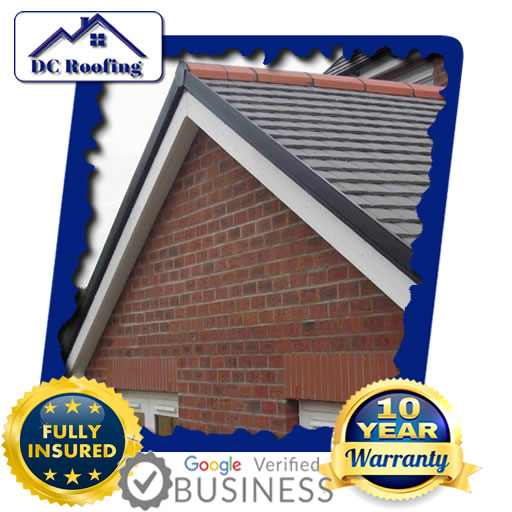 DC Roofing Dry Verge Roofing Repaired in Milton Keynes