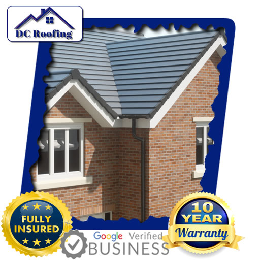DC Roofing Dry Verge Roofing Replaced in Milton Keynes