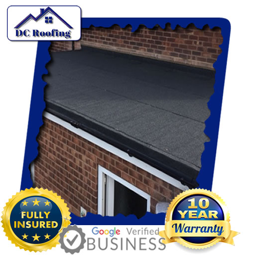 DC Roofing Felt Roofing Fitted in Milton Keynes