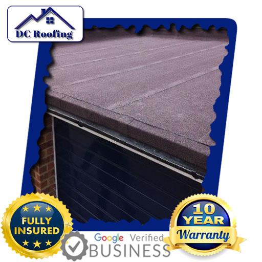 DC Roofing Felt Roofing Fixed in Milton Keynes