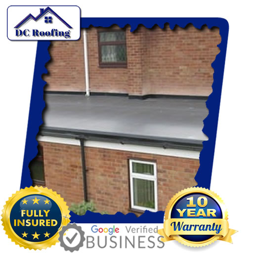 DC Roofing Flat Roofing Fixed in Milton Keynes