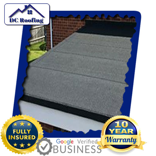 DC Roofing Flat Roofing Replaced in Milton Keynes