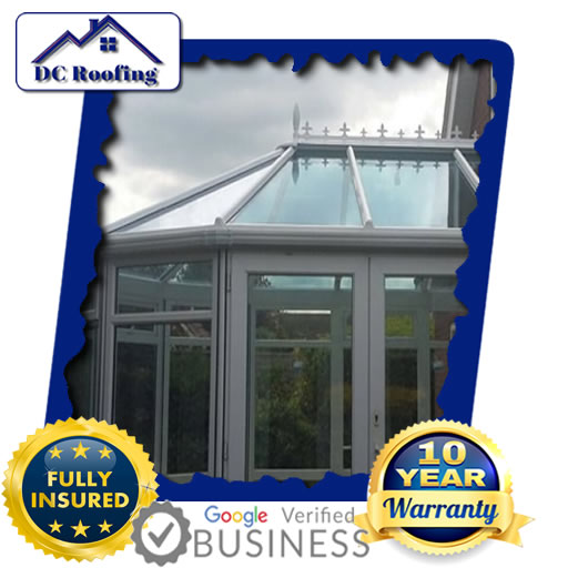 DC Roofing Glass Roofing Fitted in Milton Keynes