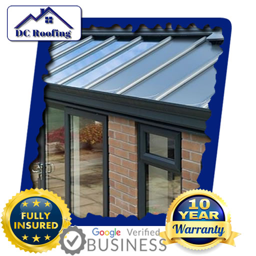 DC Roofing Glass Roofing Installed in Milton Keynes
