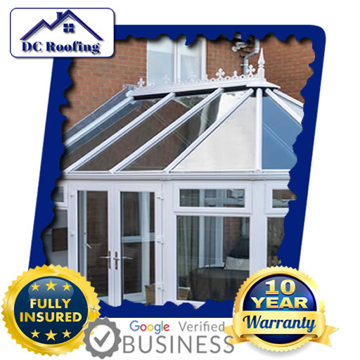 DC Roofing Glass Roofing Repaired in Milton Keynes