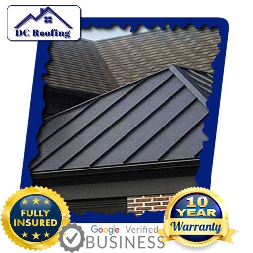 DC Roofing Metal Roofing Fixed in Milton Keynes