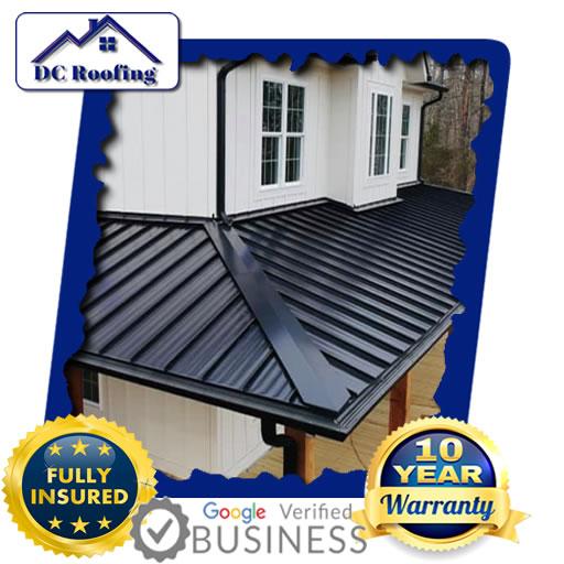 DC Roofing Metal Roofing Installed in Milton Keynes