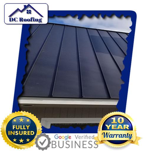 DC Roofing Metal Roofing Replaced in Milton Keynes