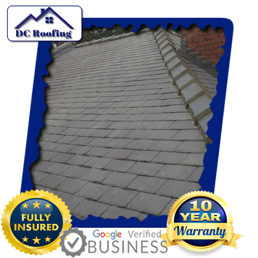 DC Roofing Pitched Roofing Repaired in Milton Keynes