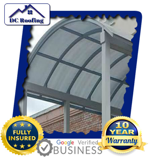 DC Roofing Polycarbonate Roofing Replaced in Milton Keynes