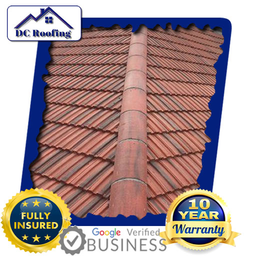 DC Roofing Ridge Tiled Roofing Fitted in Milton Keynes
