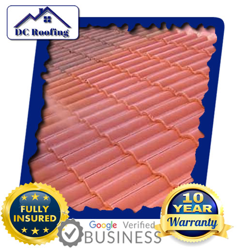 DC Roofing Ridge Tiled Roofing Fixed in Milton Keynes
