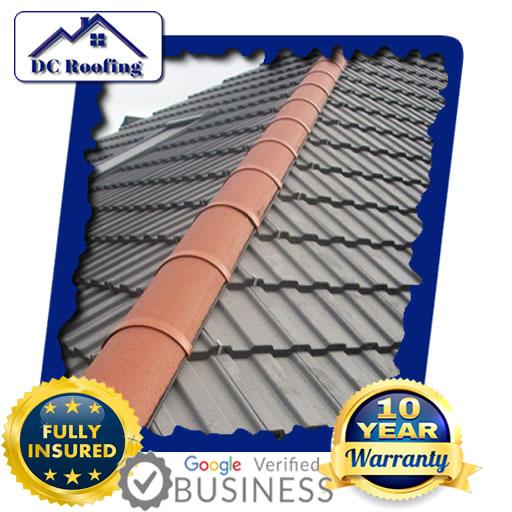 DC Roofing Ridge Tiled Roofing Repaired in Milton Keynes