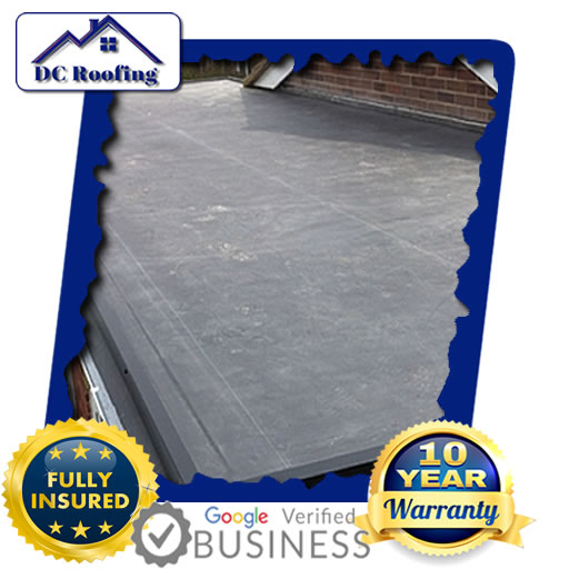 DC Roofing Rubber Roofing Replaced in Milton Keynes