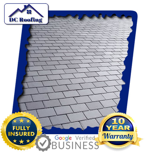 DC Roofing Slate Roofing Fixed in Milton Keynes
