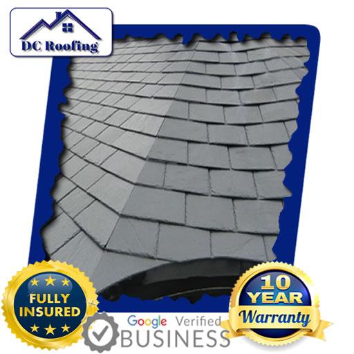 DC Roofing Slate Roofing Repaired in Milton Keynes