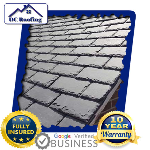 DC Roofing Slate Roofing Replaced in Milton Keynes